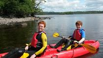 Tour in kayak da Killarney, incluso il castello di Ross, Killarney