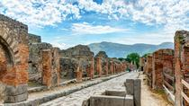 Pompeii and Mt. Vesuvius Private Tour from Positano or Amalfi, Amalfi Coast, Private Day Trips