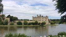 Private Tour of Leeds Castle and Canterbury, London, Christmas