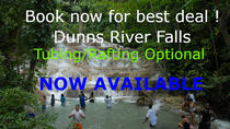 Dunns River Falls From Falmouth (Tubing&Rafting Optional) DayTrips & excursions, Falmouth, Tubing