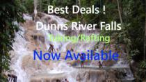 Dunns River Falls From Montegobay (Tubing&Rafting available) Jamaica Excursions, Montego Bay, Tubing