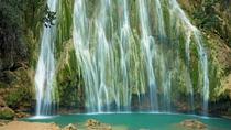 Full day Ecological Tour from Punta Cana Waterfall The Lemon with Bacardi Island, Punta Cana,...