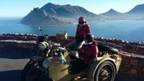 Visite touristique de la ville du Cap en moto side-car, Cape Town, Motorcycle Tours