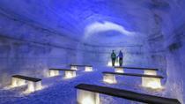 Inside Langjökull Glacier and Ice Cave Tour from Reykjavik plus Thingvellir National Park, Hot...