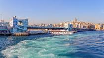 Hop-on hop-off cruise Gouden Hoorn vanuit Istanboel, Istanbul, Day Cruises