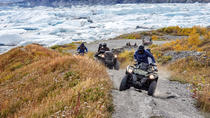 ATV Glacier Adventure Tour, Anchorage, 4WD, ATV & Off-Road Tours