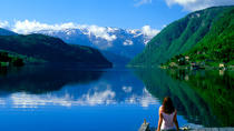 Private Tour: Full-Day Round Trip to Hardangerfjord from Bergen, Bergen, null