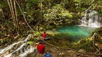 Full-Day Waterfall Expedition at Mayflower Bocawina National Park, Dangriga, Eco Tours