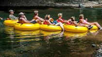 Cave Tubing and Zipline Adventure from Caye Caulker, Belize City, Ziplines