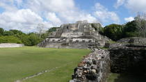 Private Altun Ha- und Höhlenerkundung ab Belize City, Belize City