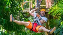 Shore Excursion: Cave Tubing and Zipline Adventure from Belize City, Belize City, Ports of Call ...