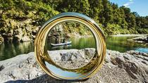 The Hobbit Barrel Run Rafting Tour on the Pelorus River, Picton