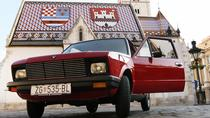 Zagreb sightseeing tour in old-timer YUGO car, Zagreb, Cultural Tours