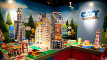 LEGOLAND® Discovery Center Westchester Admission Ticket, New York City, null