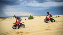 Quad Bike Combo Tour with Sand Dune Riding and Safari Tour, Port Stephens, Day Trips