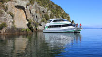 Maori Rock Carving Cruise from Taupo, タウポ