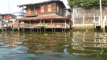 Bangkok Klong (canal) Tour with or without Hotel Transfers, Bangkok, Attraction Tickets