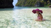 Blu Anda Catamaran to Koh Hong, Krabi, Phuket, Catamaran Cruises