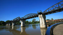 Bridge on the River Kwai and Thailand-Burma Railway Tour, Bangkok, Private Day Trips