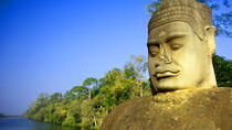 Angkor Wat and waterfall 2-day tour, Siem Reap, Multi-day Tours