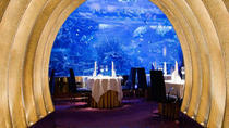 Gourmet Dinner at Al Mahara in Burj Al-Arab in Dubai with Private Transfers, Dubai, Dinner Cruises