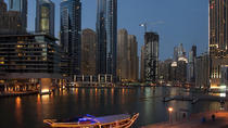 Night Dhow Cruise from Dubai Marina, Dubai, Dhow Cruises