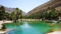 Private Tour: Day Trip Wahiba Sands Wadi Bani Khalid Tour, Muscat