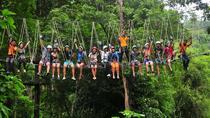 Tree Top Adventure Kanchanaburi Admission Ticket, Kanchanaburi, 4WD, ATV & Off-Road Tours