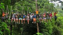 Tree Top Adventure Kanchanaburi, Kanchanaburi, 4WD, ATV & Off-Road Tours