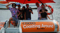 Round Boat Hire - Self Drive no Licence required, Gold Coast, Boat Rental