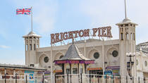 Brighton Pier Tour with Lunch at English Pub, London, Airport & Ground Transfers