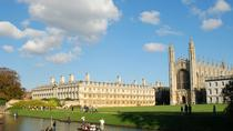 Private Chauffeured Minivan Tour to Cambridge from London, London, Bus & Minivan Tours