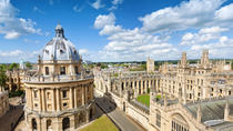 Private Chauffeured Minivan Tour to Oxford from London, London, Bus & Minivan Tours