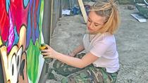 Graffiti Art Workshop in NYC, New York City, Literary, Art & Music Tours