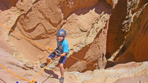 Robon's Roost Canyoning Abenteuer, Moab
