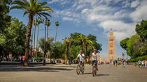 Marrakech City Bike Tour, Marrakech, Private Sightseeing Tours