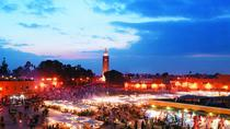 Guided Sightseeing Tour of Marrakech City, Marrakech, City Tours