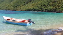 Playa Ermitaño and Playa Onda private boat tour, Samaná, Day Cruises