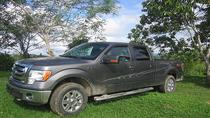 International Airport Shuttle to San Ignacio and Cave Tubing from Belize City, Belize City, Airport...