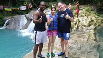 Montego Bay Shore Excursion: Blue Hole Falls Tour, Montego Bay, Western Caribbean Shore Excursions