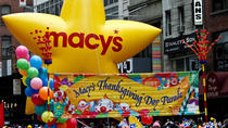 3-Day New York and Macy's Thanksgiving Day Parade Trip, Manchester, Multi-day Tours