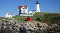 Full Day Maine Lighthouse Trail Tour desde Nashua NH, Manchester, Day Trips