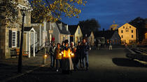 New England Country Christmas With Mystic Seaport Lantern Tour, Manchester, Overnight Tours