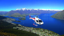 20-Minute Remarkables Helicopter Tour from Queenstown, Queenstown