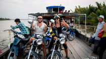 Ho Chi Minh City Outskirts Motorbike Tour with Can Gio Biosphere, Ho Chi Minh City, Motorcycle Tours