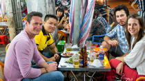 Saigon Night Street Food Tour by Motorbike, Ho Chi Minh City, Vespa, Scooter & Moped Tours
