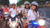 Motorbike Night Adventure in Ho Chi Minh City, Ho Chi Minh City, Vespa, Scooter & Moped Tours