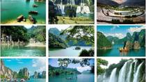 6-Day Northern Vietnam Tour Including Pac Ngoi, Ba Be National Park and Halong Bay Cruise, Hanoi,...