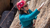 4-Hour Private Guided Rock Climbing Trip in Joshua Tree National Park, Palm Springs, Climbing