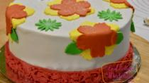 Cake design class, Martinique, Cooking Classes